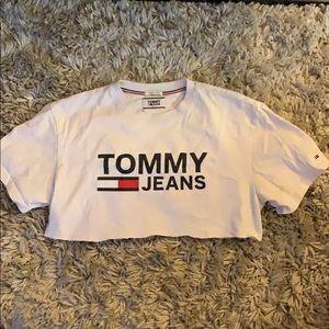 Tommy Hilfiger Crop Top